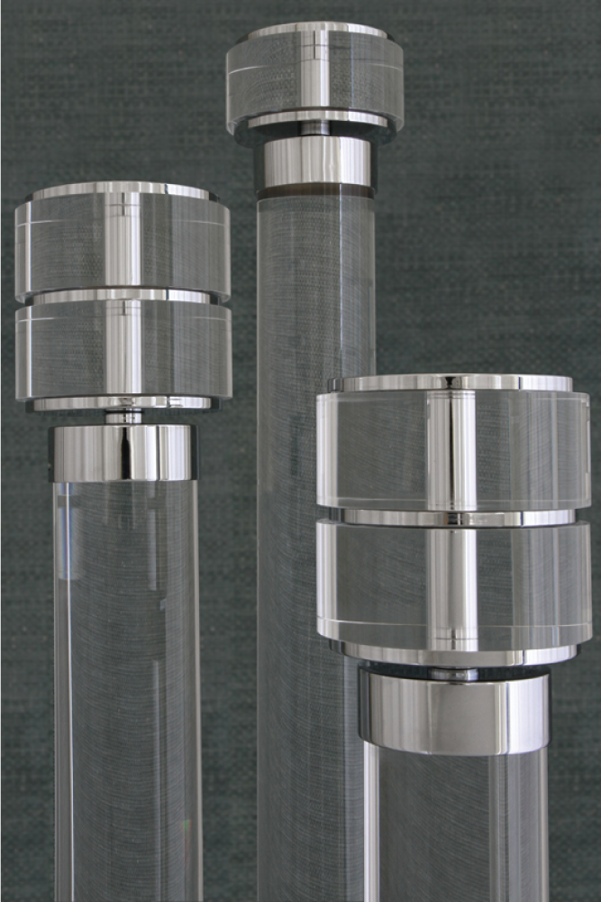 Acrylic Rings For Mm Curtain Pole